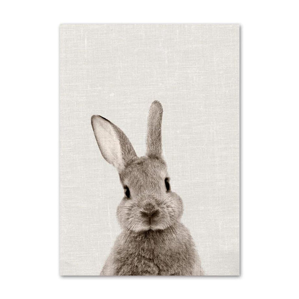 Rabbit Butt - Wallencia Home Decor