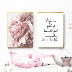 Rose Flower - Wallencia Home Decor