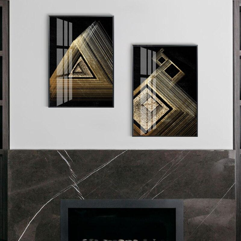 Geometric Wall Art - Wallencia Home Decor