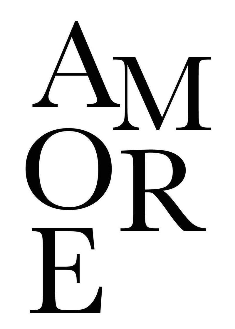 Amore - Wallencia Home Decor