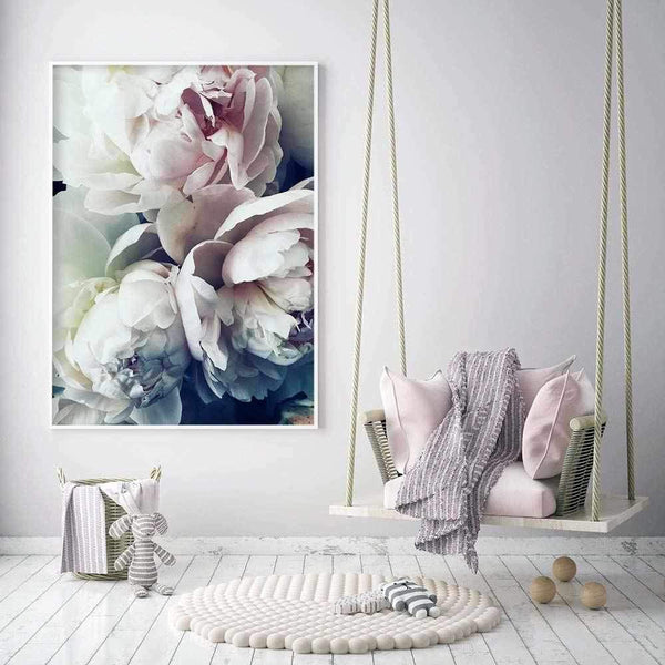 Pink flower - Wallencia Home Decor