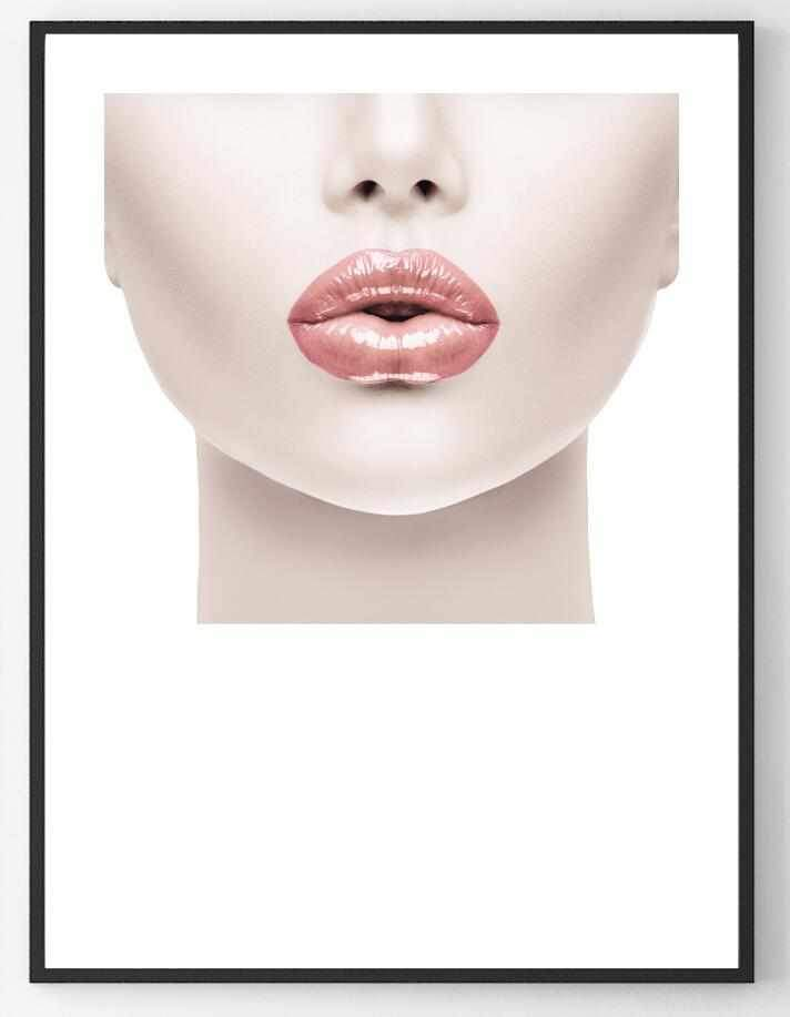 Coco Lips - Wallencia Home Decor