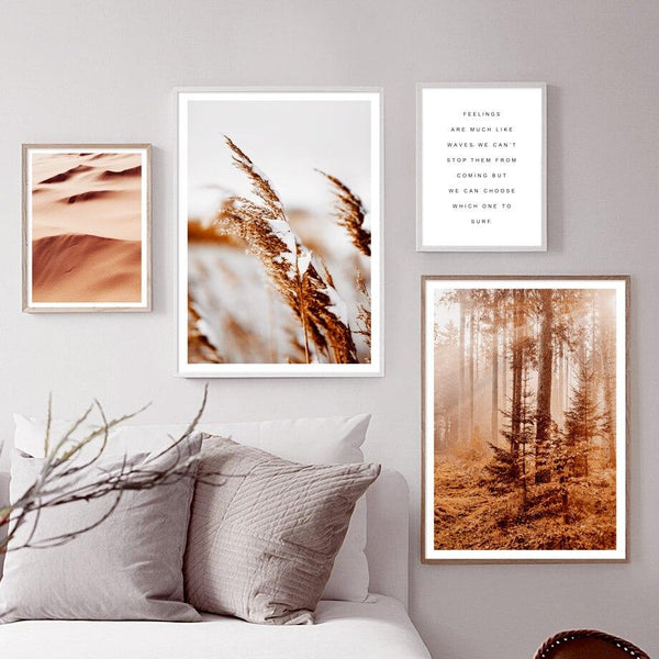 Reed Forest - Wallencia Home Decor