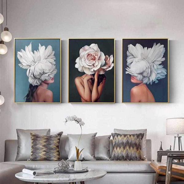 Flower Power - Wallencia Home Decor