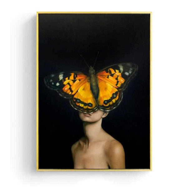 Beauty Butterly - Wallencia Home Decor