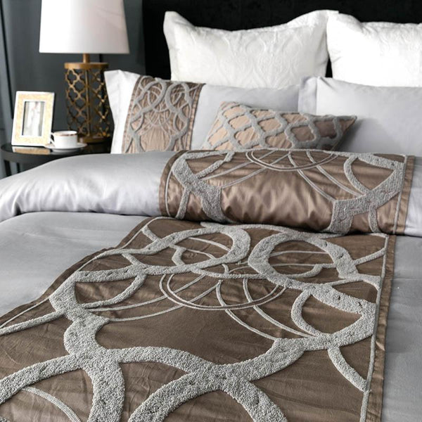 EROS - DUVET COVER SET (EGYPTIAN COTTON) - Wallencia Home Decor