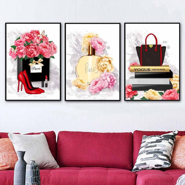 Fashion Couture - Wallencia Home Decor