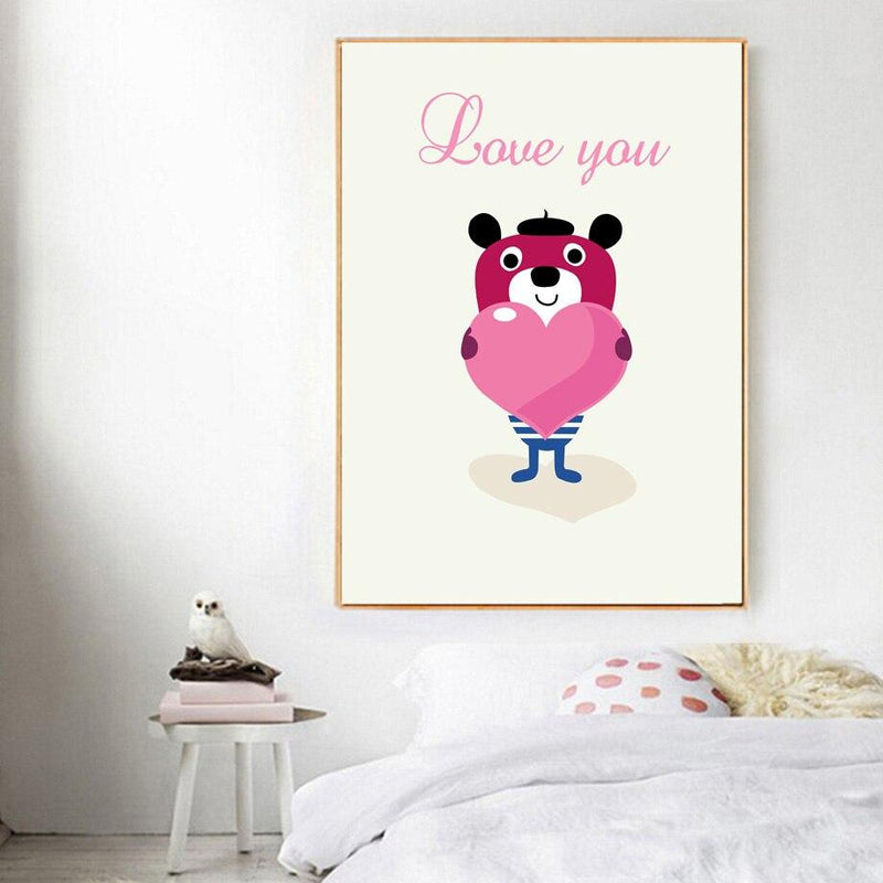 Circus Animal - Wallencia Home Decor
