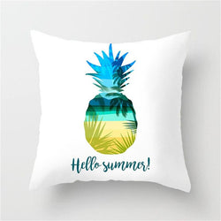 Hello Summer - Pillow Case - Wallencia Home Decor