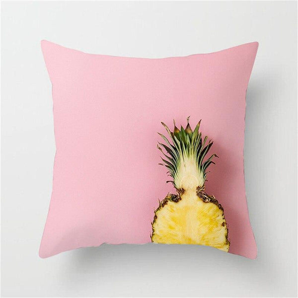 Cutted Pineapple - Pillow Case - Wallencia Home Decor