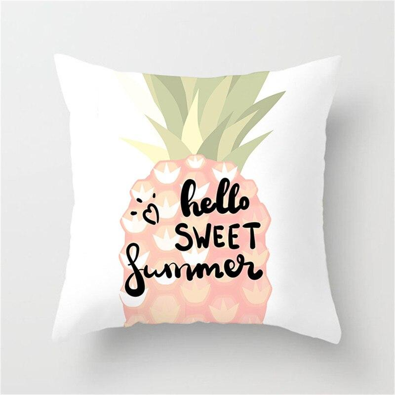 Hello Sweat Summer - Pillow Case - Wallencia Home Decor