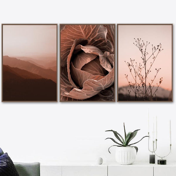 Beautiful Desert - Wallencia Home Decor