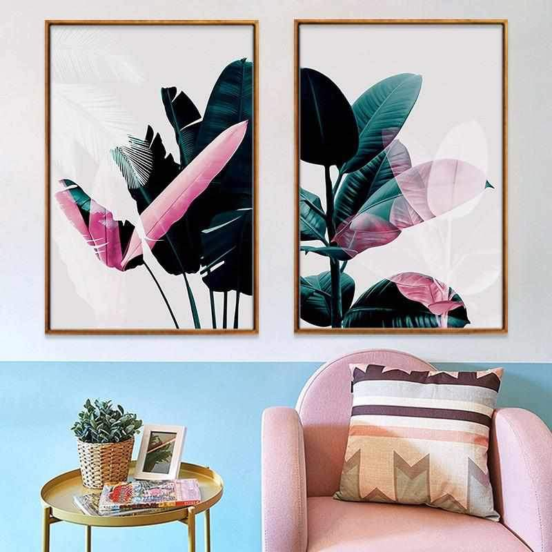 Pink Branch - Wallencia Home Decor