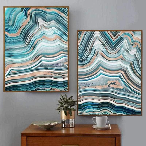 Sandy Layers - Wallencia Home Decor