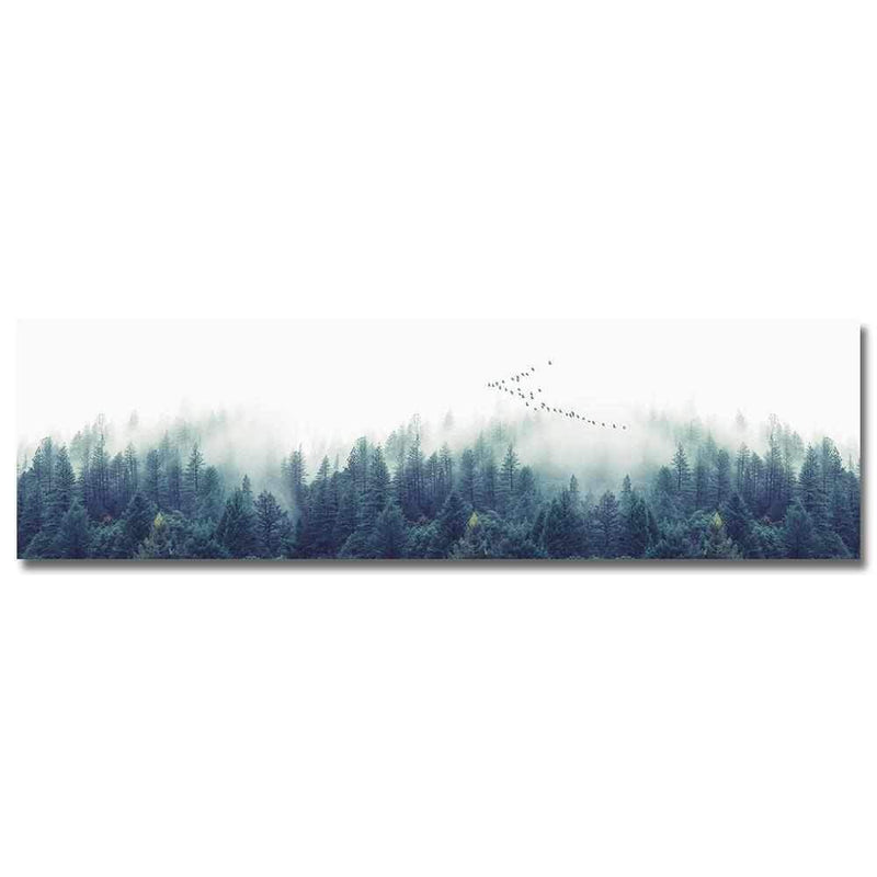 Forest Landscape - Wallencia Home Decor
