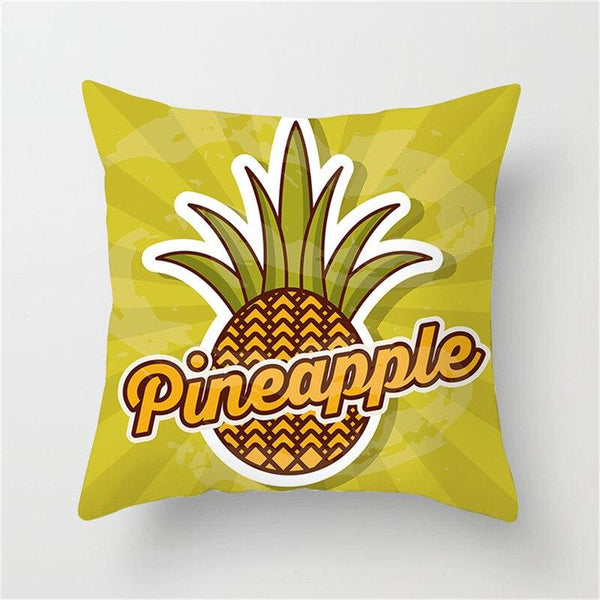 PINEAPPLE - Pillow Case - Wallencia Home Decor