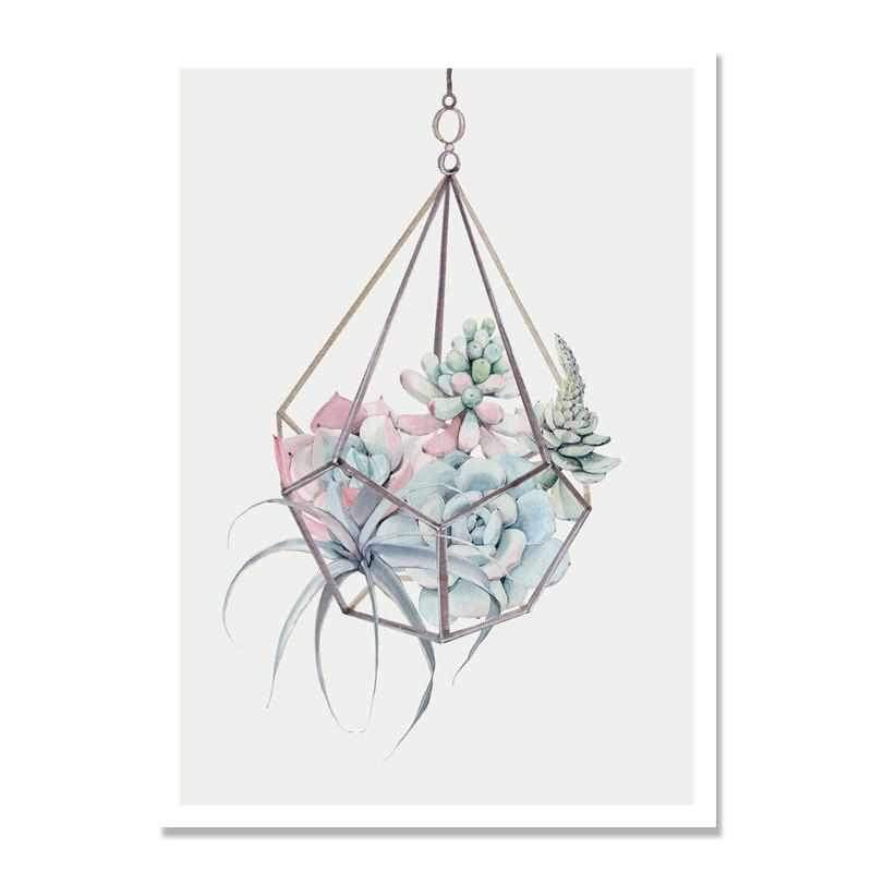 Hanging Gardens - Wallencia Home Decor