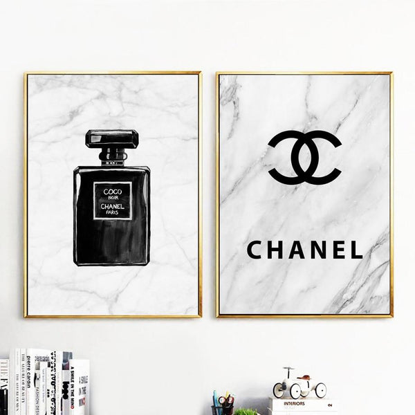 Chanel Marble - Wallencia Home Decor