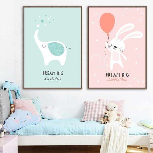 Dream Big - Wallencia Home Decor