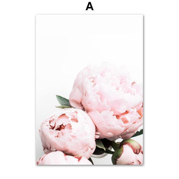 Peonies - Wallencia Home Decor