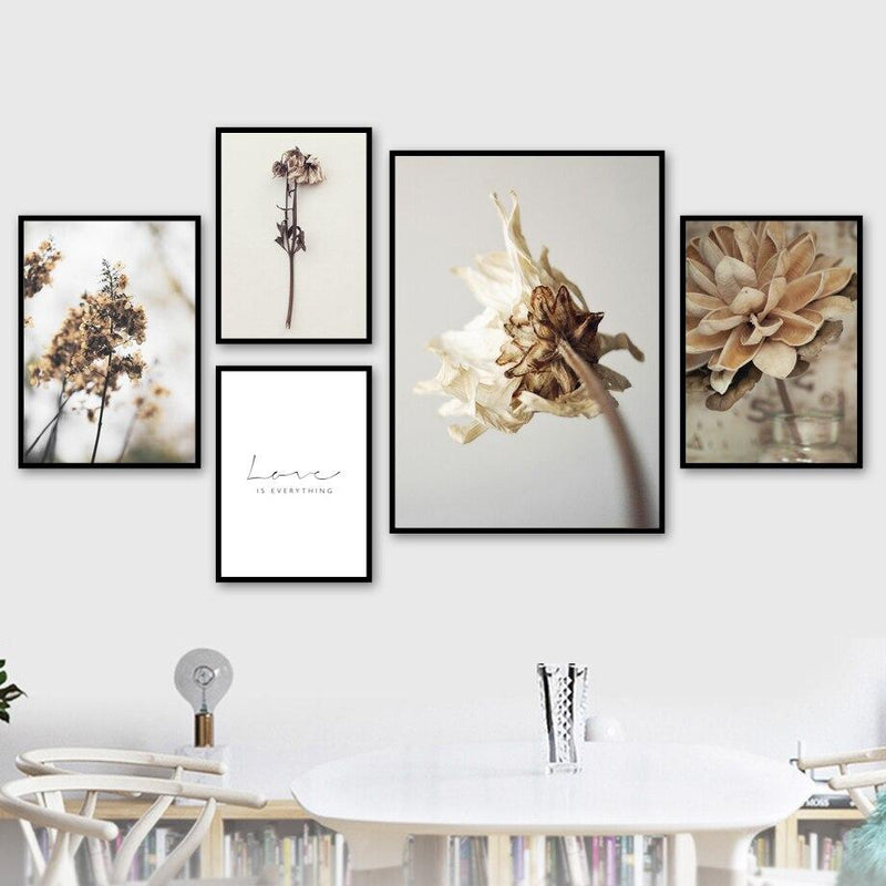 Dried Nature - Wallencia Home Decor