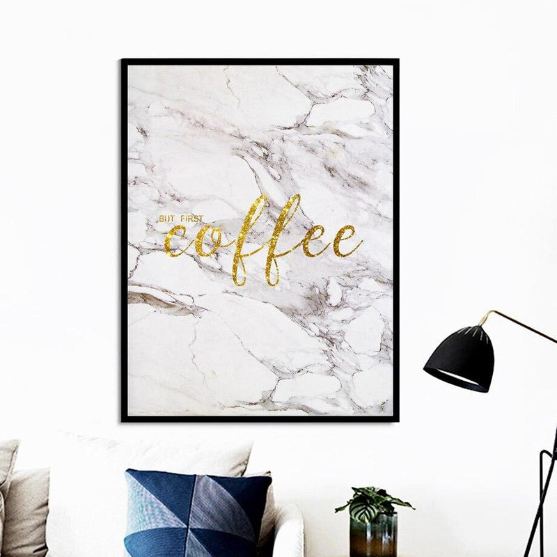 Coffee is Life - Wallencia Home Decor