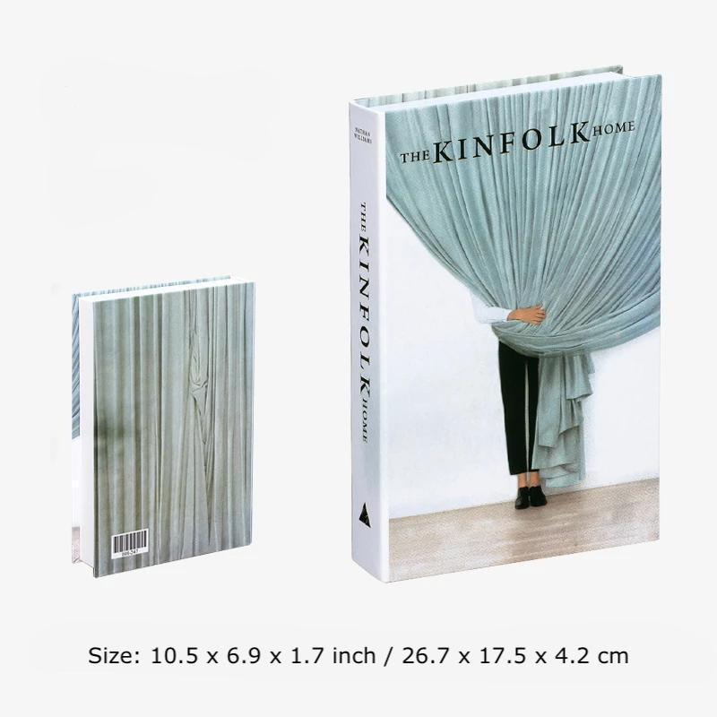 Decorative Books - Fashion Collection II Wallencia Kinfolk 1