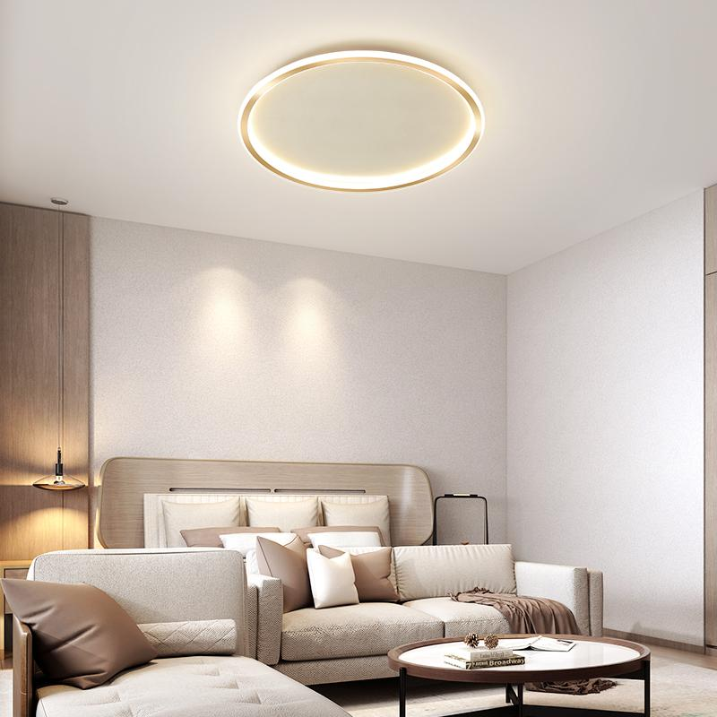 Belinda - Circle Ceiling Light - Wallencia Home Decor