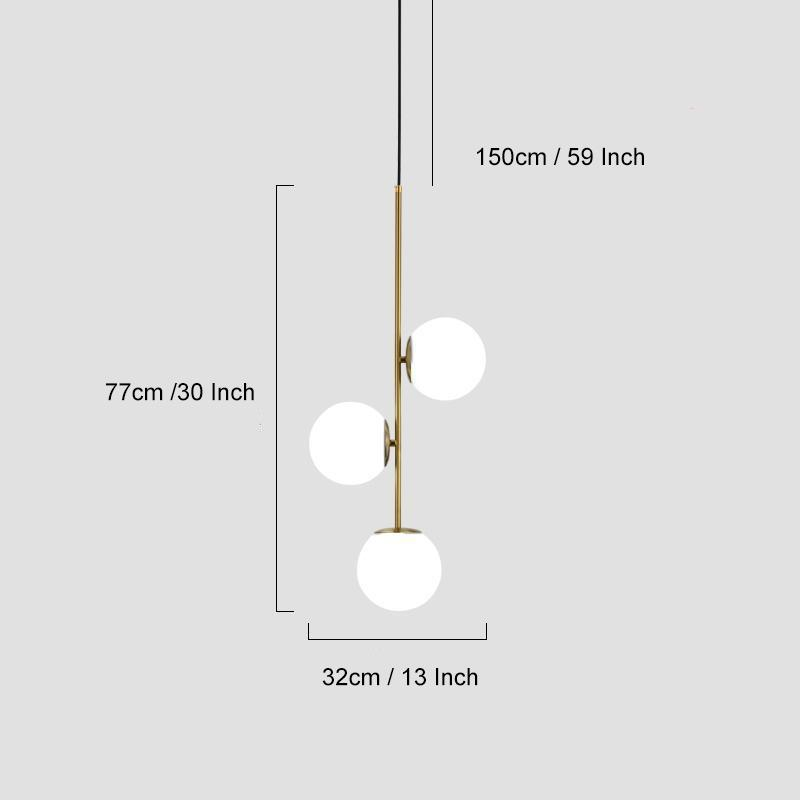 Luxury Modern Light Wallencia Three Models