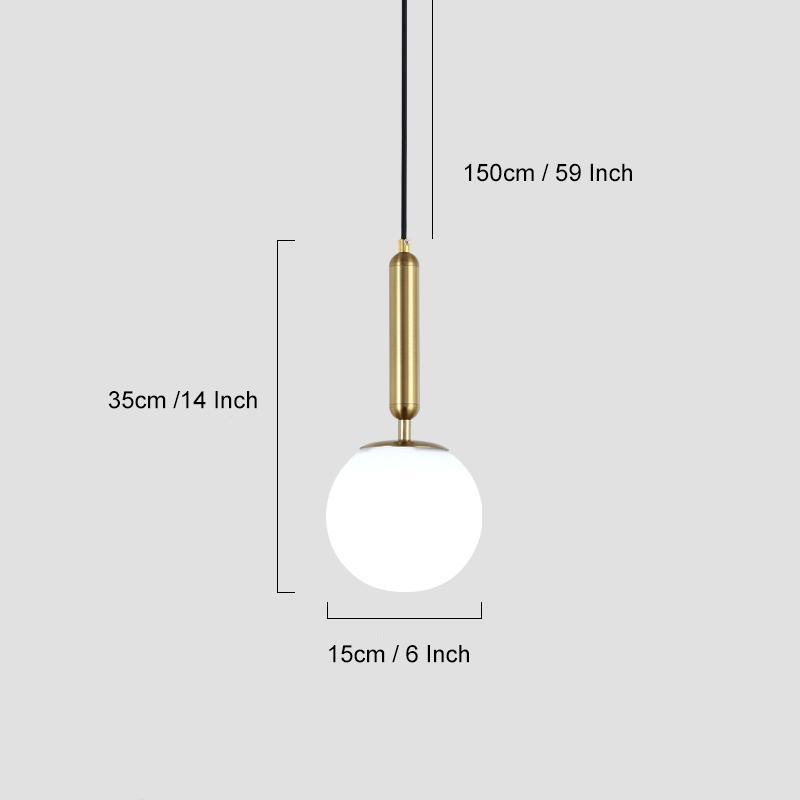 Luxury Modern Light Wallencia Cylindrical