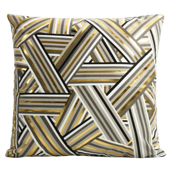 Braid Stripes - Pillow Case - Wallencia Home Decor