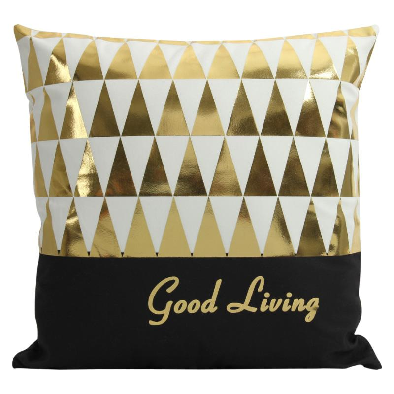 Good Living - Pillow Case - Wallencia Home Decor