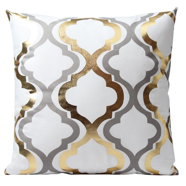 Marrakech White - Pillow Case - Wallencia Home Decor