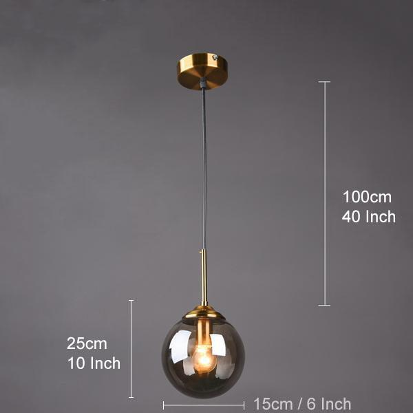 Creative - Single Lamp - Wallencia Home Decor