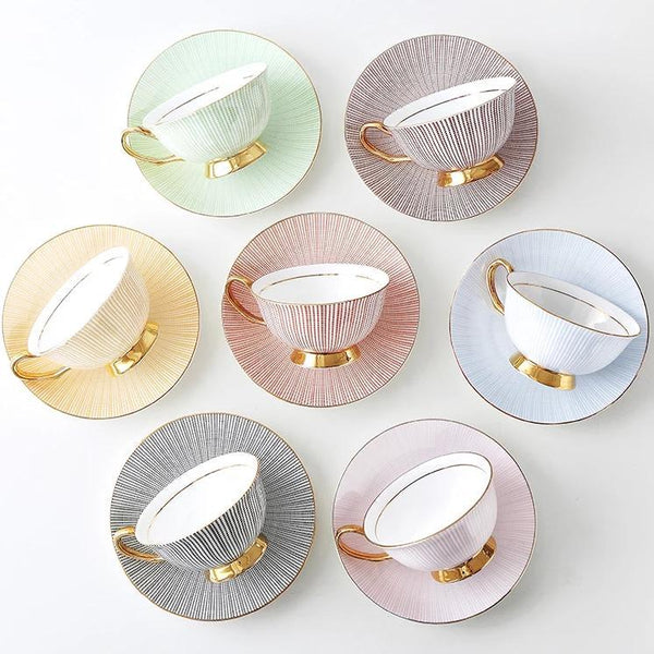 Infinite - Tea Set - Wallencia Home Decor