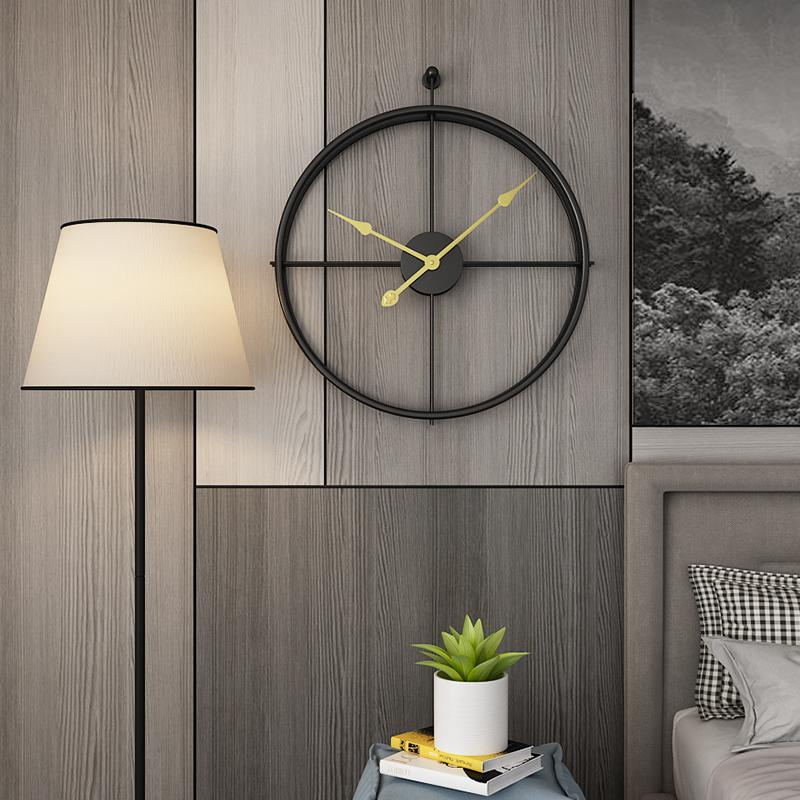 Scarlett Minimalist Wall Clock - Wallencia Home Decor