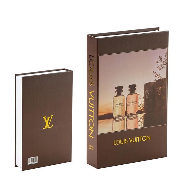 Decorative Storage Book - Louis Vuitton No.2 Wallencia