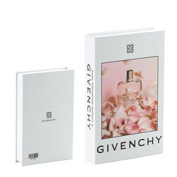 Decorative Storage Book - Givenchy No. 2 Wallencia
