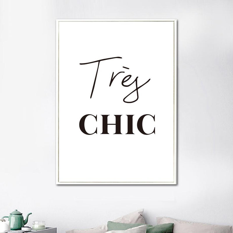 Très Chic - Wallencia Home Decor