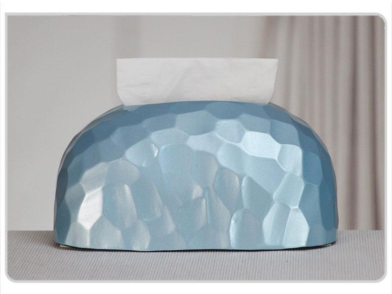 Terrax™ Tissue Box - 6 Colors - Wallencia Home Decor