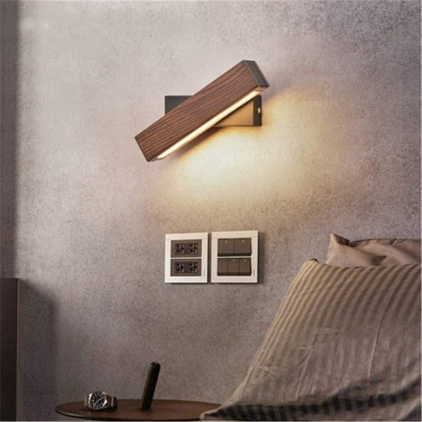 Ciara - Rotated LED Lamp - Wallencia Home Decor