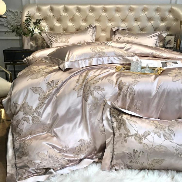 ATUM - DUVET COVER SET (EGYPTIAN COTTON) - Wallencia Home Decor
