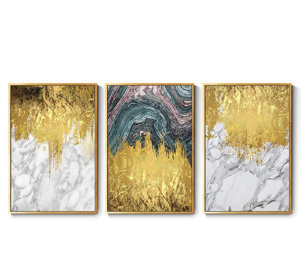 Unique Marble Collection - Wallencia Home Decor