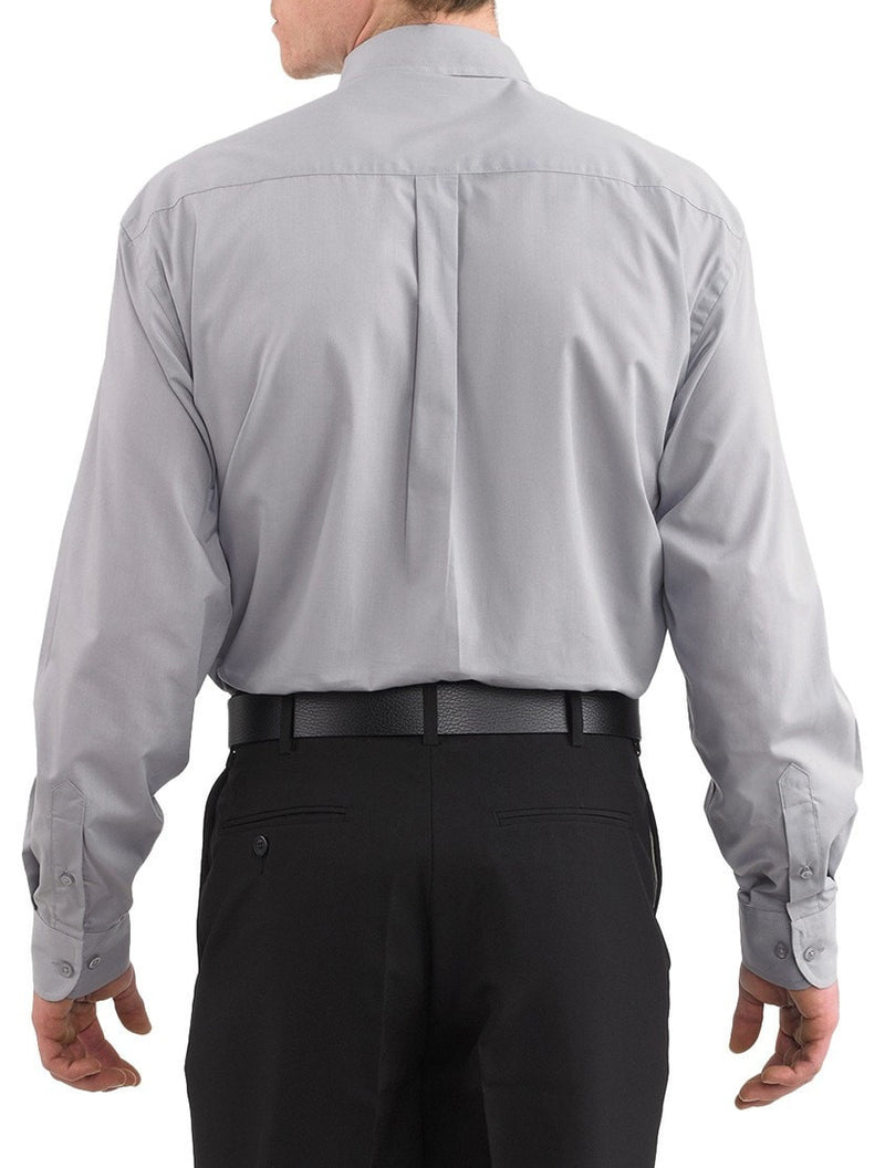 Chemise Three Star 1330 Oxford de Chefwear Silver Back