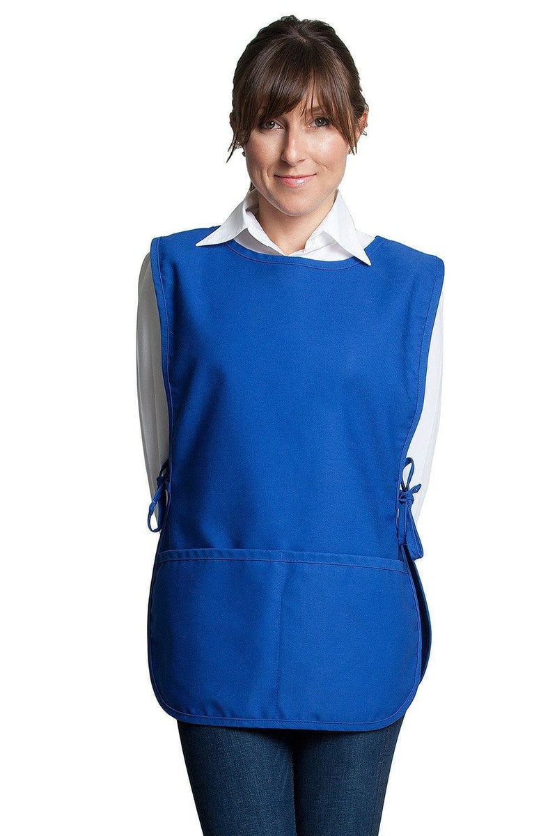 Fiumara Apparel Cobbler Apron w/ 2 Pockets Blue
