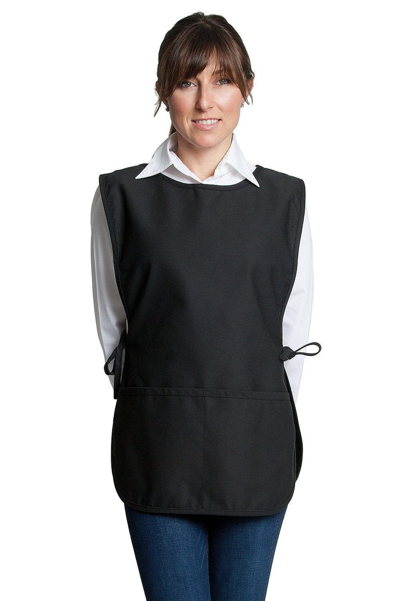 Fiumara Apparel Cobbler Apron w/ 2 Pockets Black