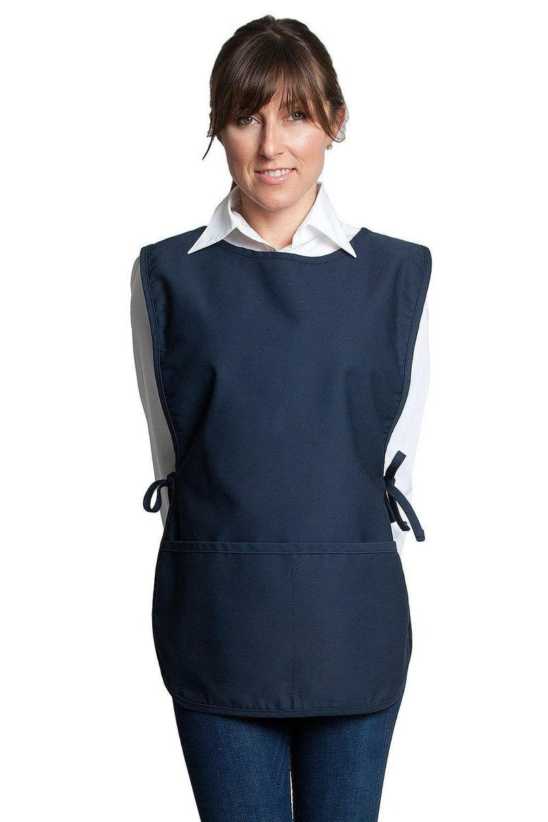 Fiumara Apparel Cobbler Apron w/ 2 Pockets Navy