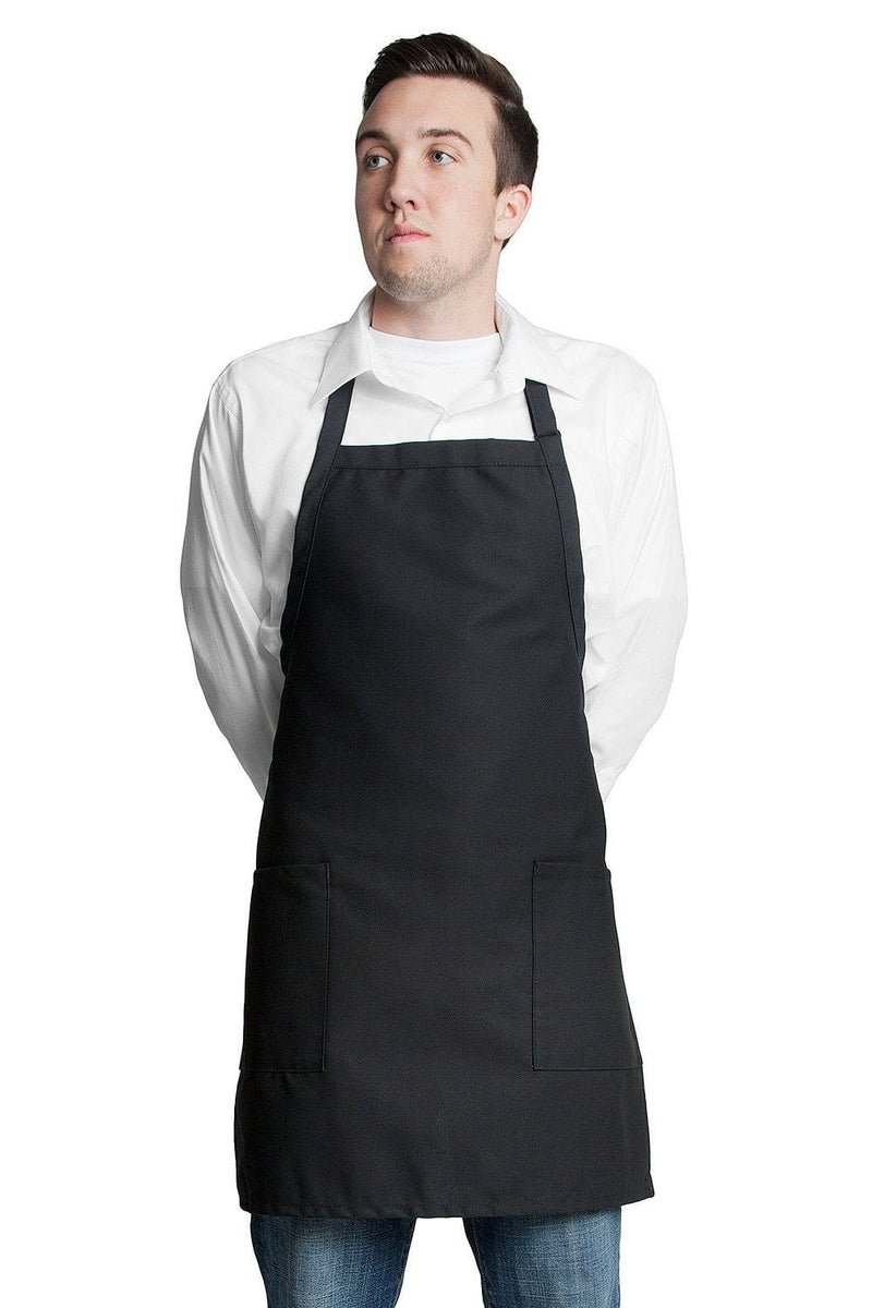 "Fiumara Apparel 3 Pocket Waist Apron 12""L x 23""W"