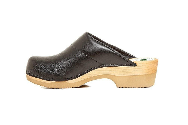 Sven Chef Clogs de Bragard Black Side