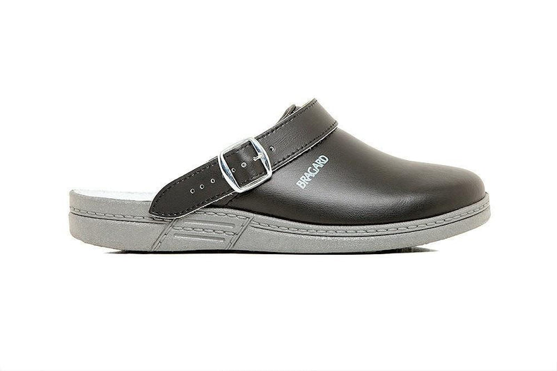 Renaud Kitchen Chef Shoes by Bragard Black Side